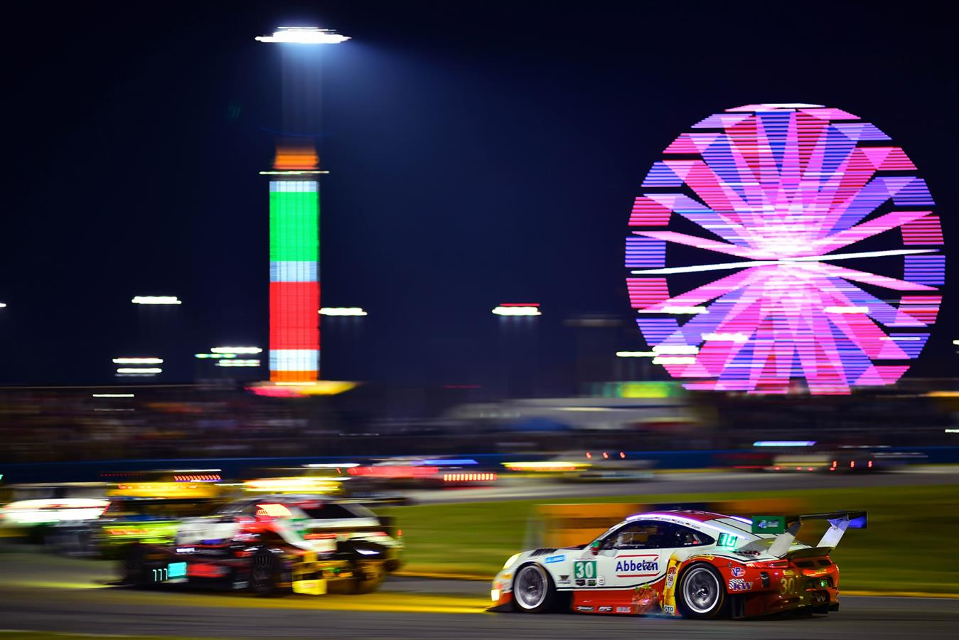 Daytona – 24 hours Race