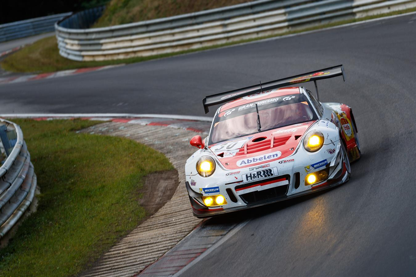 VLN 2016: Race 9 (October 8th)