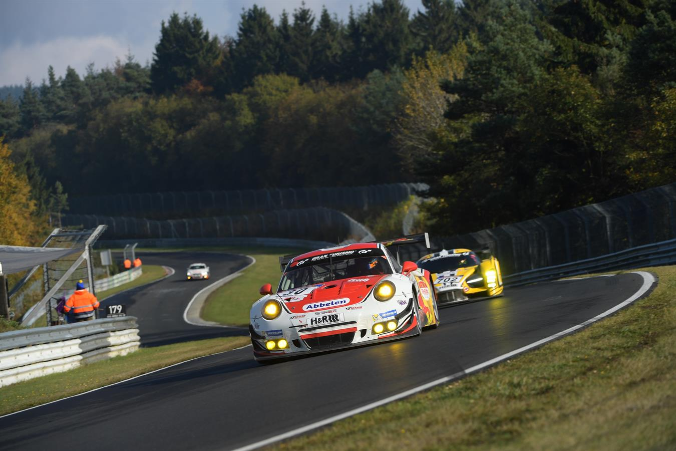 VLN 2016: Race 10 (October 22th)
