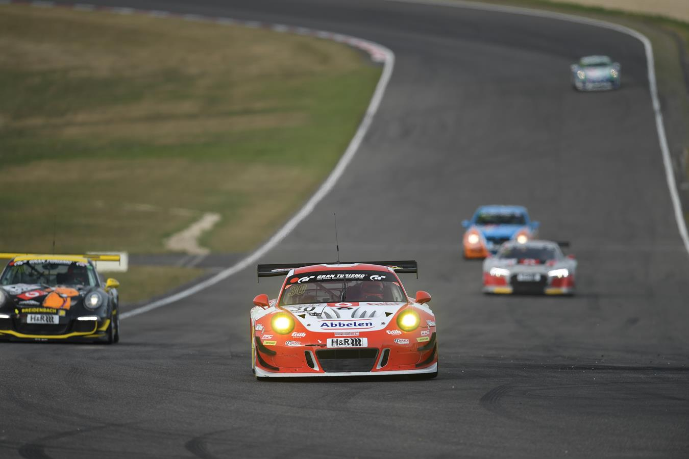 VLN 2018: Lauf 7 (22. September)